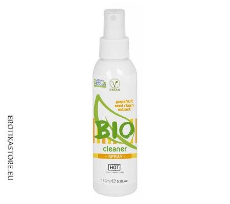 Hot Bio - Terméktisztító Spray 150ml