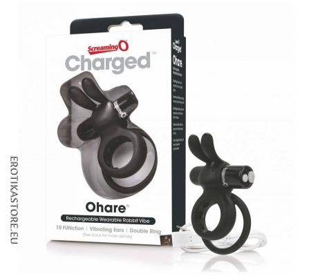 Screaming Charged Ohare - Akkus Péniszgyűrű