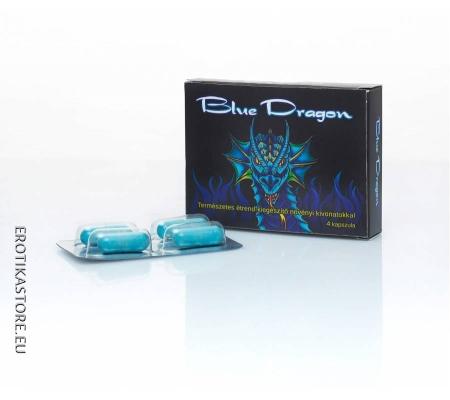 Blue  Dragon - Potencianövelõ Kapszula 4db
