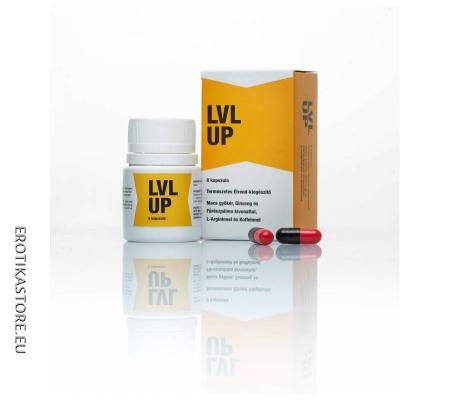 LVL  Up - Természetes étrendkiegészítő 8db